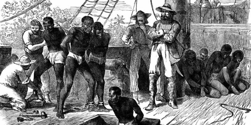 modos de produccion economia marximo esclavitud esclavismo