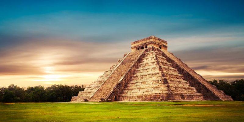 patrimonio cultural mexico chichen itza arqueologia piramide