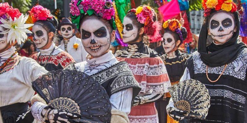 patrimonio cultural mexico dia de los muertos