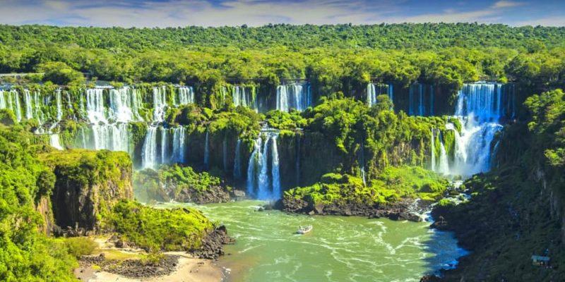 selva paranaense cataratas iguazu