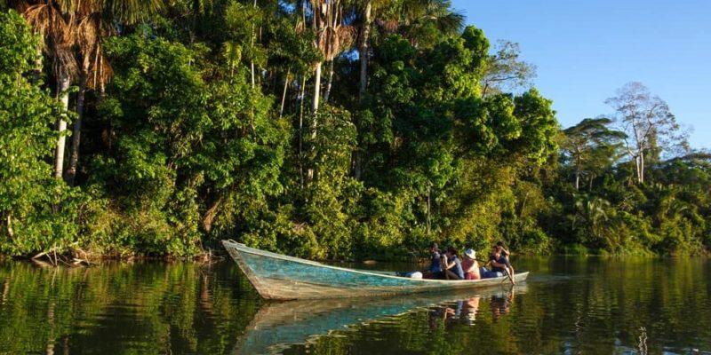 selva peruana peru amazonas ubicacion