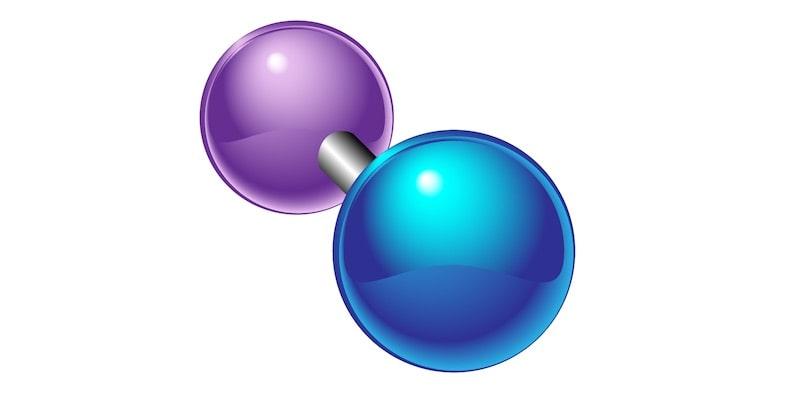 teoria atomica de dalton molecula