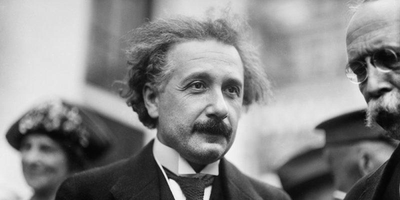 Albert Einstein teoria de la relatividad biografia