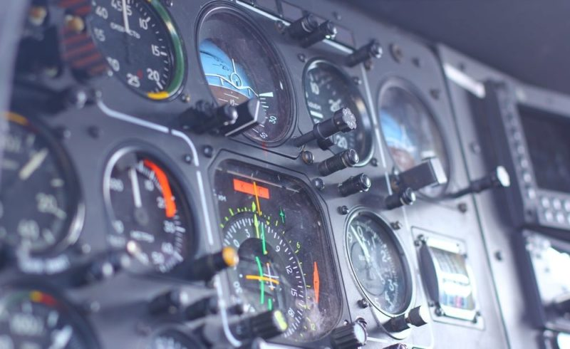 altitud geografia altimetro avion