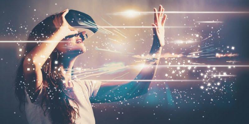 dispositivos de entrada y salida realidad virtual