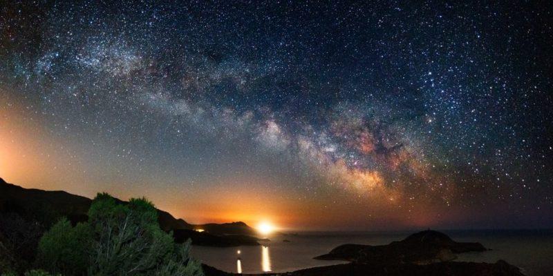 estrellas via lactea