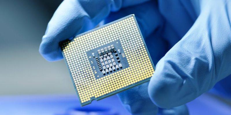 generaciones de las computadoras microprocesador cuarta