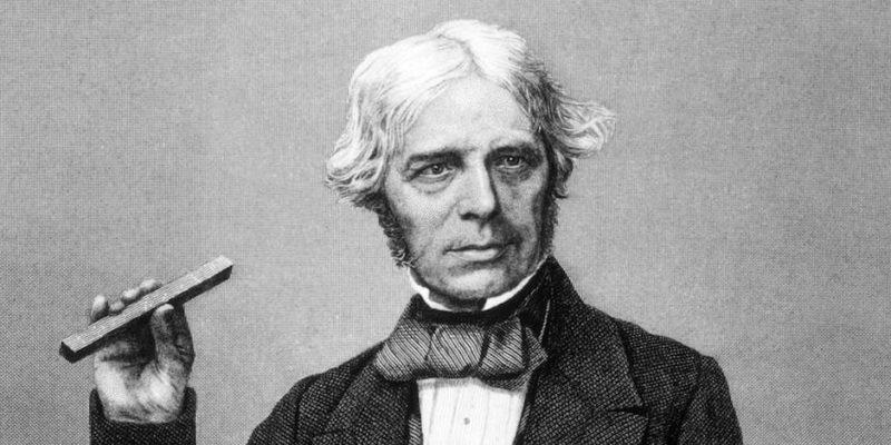 ley de faraday historia