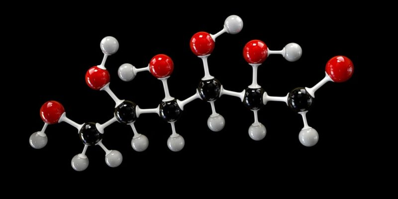 macromolecula natural glucosa