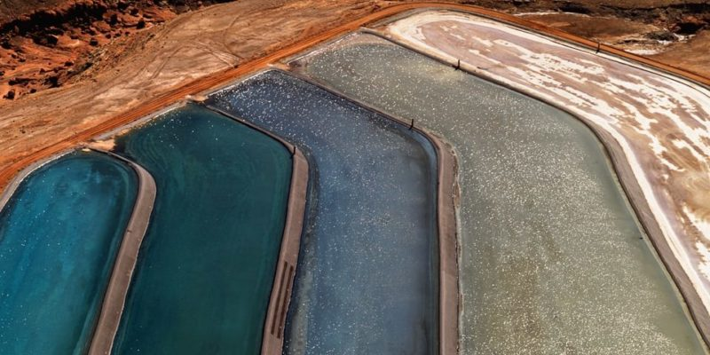 presa represa mineria