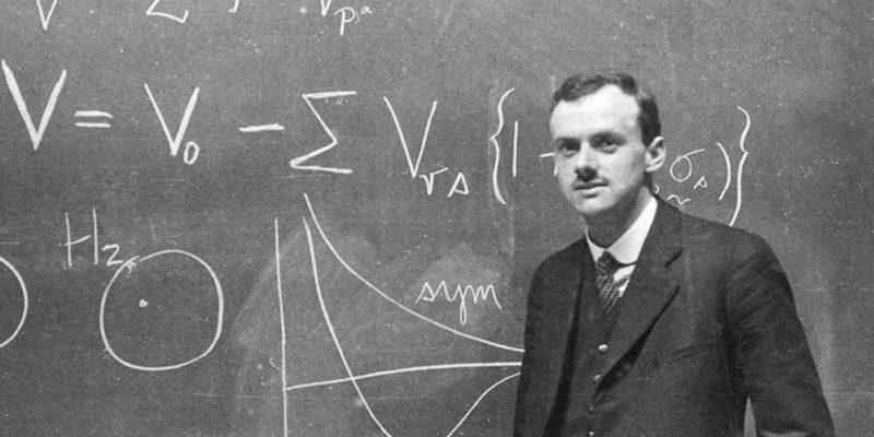 antimateria descubrimiento paul-dirac