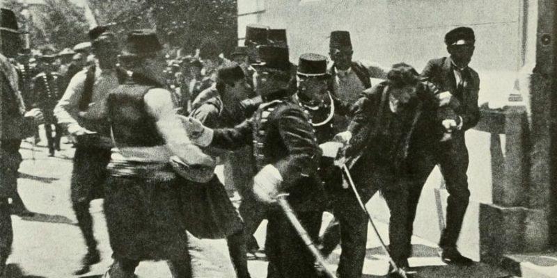 asesinato franz ferdinand primera guerra mundial 1914 causas