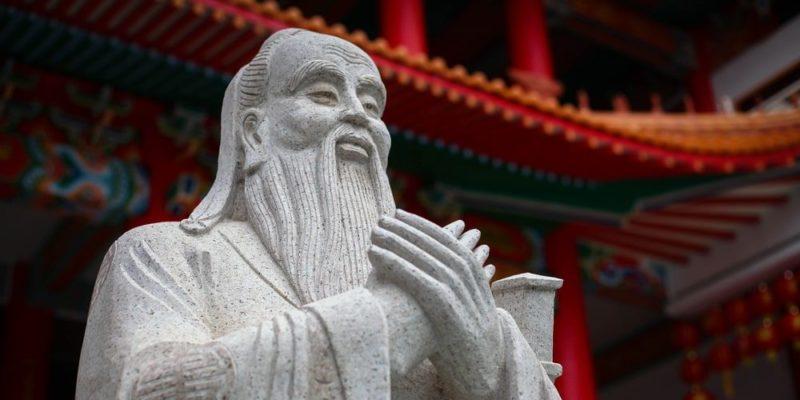 conocimiento filosofico oriental confucio
