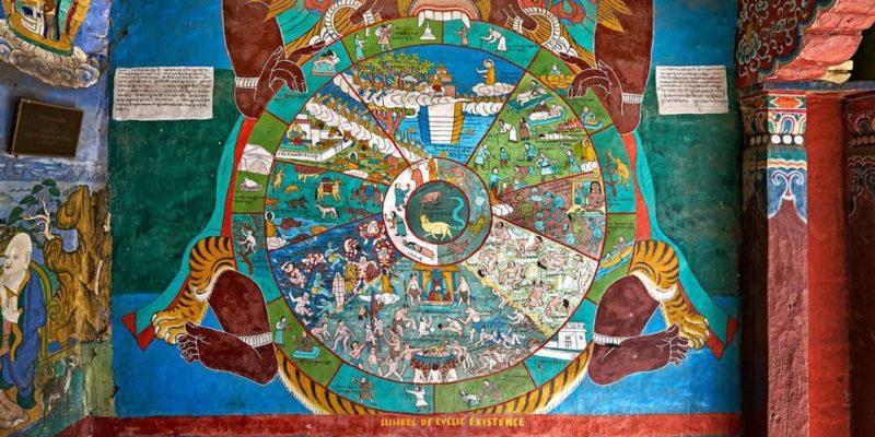 conocimiento religioso budismo samsara