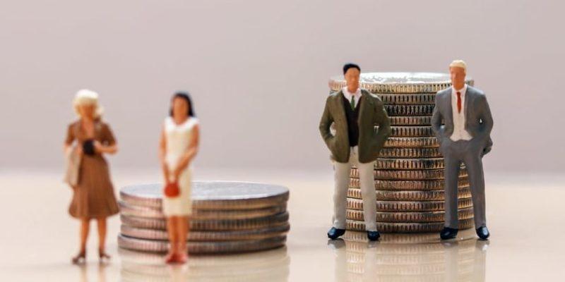 discriminacion ejemplo salario genero