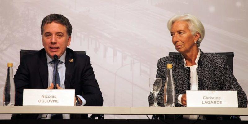 fondo monetario internacional fmi directora christine lagarde