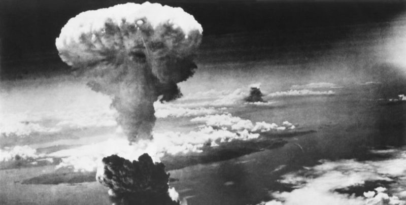 guerra mundiales hiroshima nagasaki 1945 bomba atomica