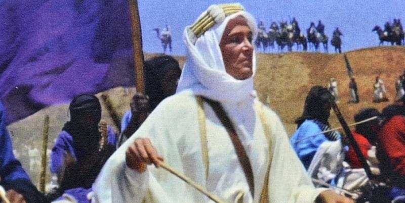 guerras mundiales lawrence de arabia peliculas cine