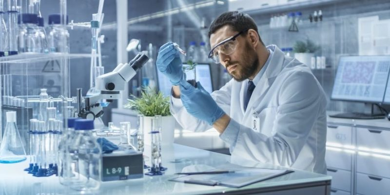 investigacion cuantitativa cualitativa ciencia laboratorio experimental