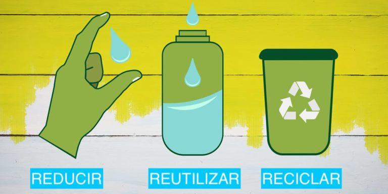 las tres r ecologia medio ambiente