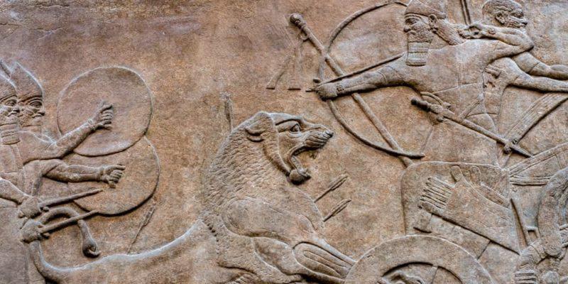 pueblos de la mesopotamia
