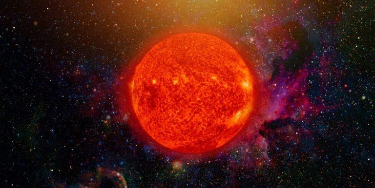 sol - imagen astronomia