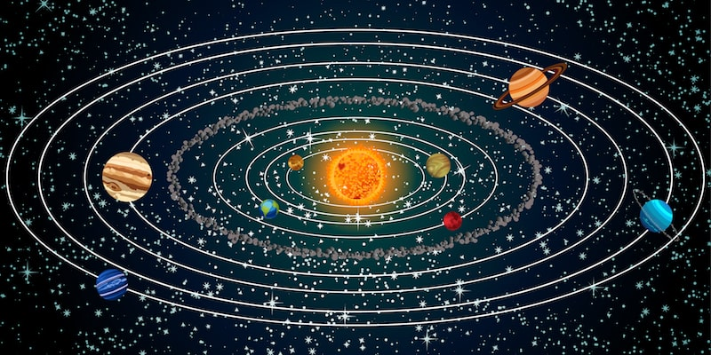 sol astronomia sistema solar