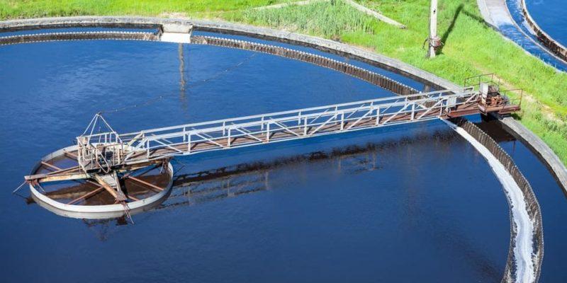 tratamiento de aguas residuales decantacion