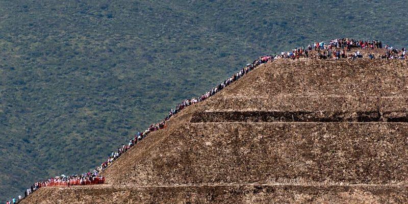 teotihuacan piramide del sol turismo