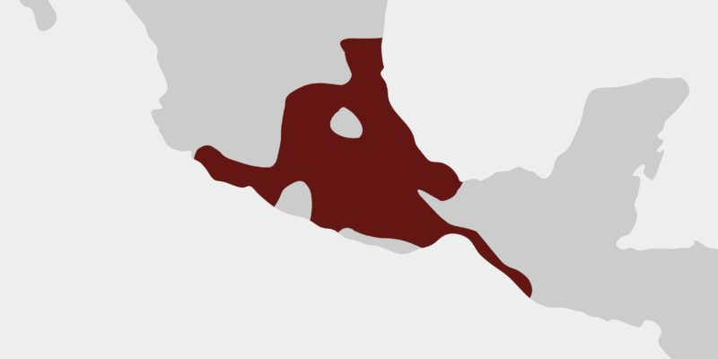cultura azteca imperio mapa territorio ubicacion