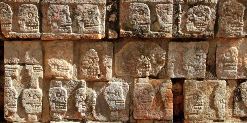 cultura maya guerra