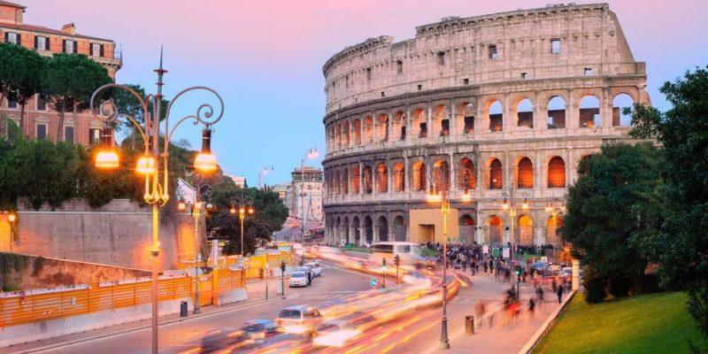 espacio geografico acumulativo roma ciudad urbano