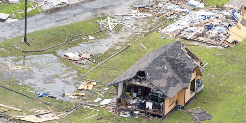 fenomenos naturales desastres huracan