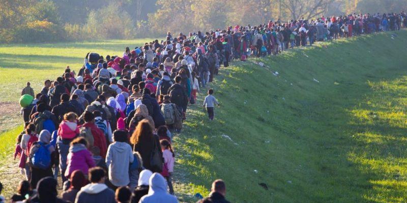 geografia humana migracion