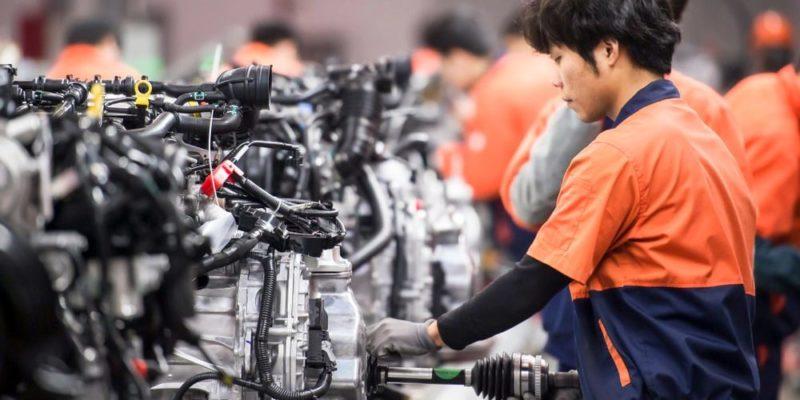 potencia mundial china fabrica