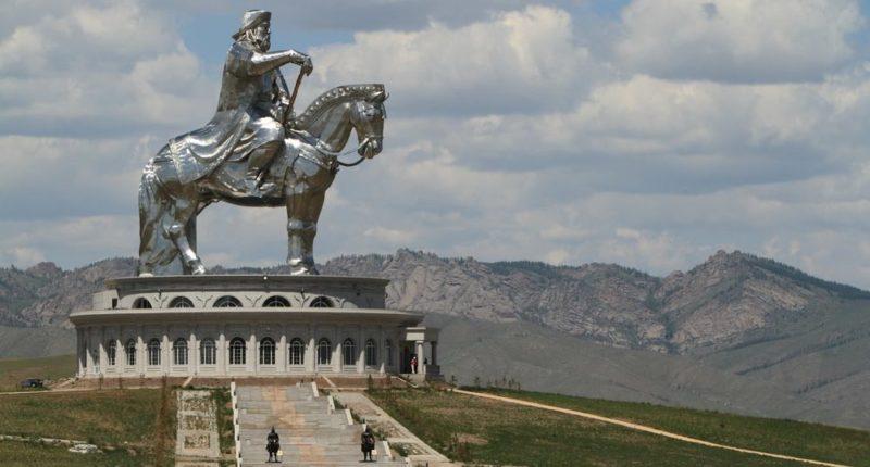 potencia mundial imperio mongol gengis kan