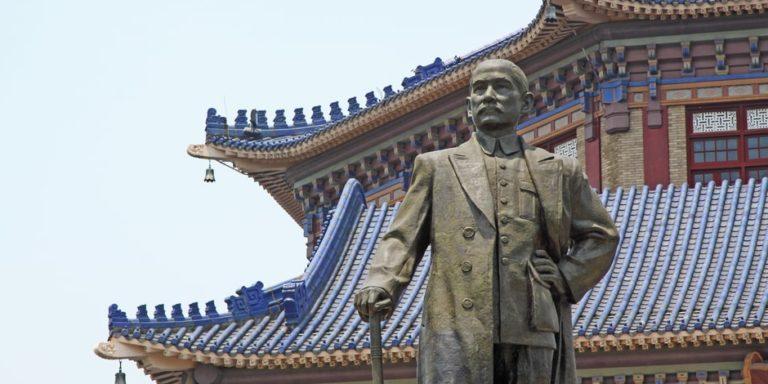 revolucion china de 1911 Xinhai sun yat sen