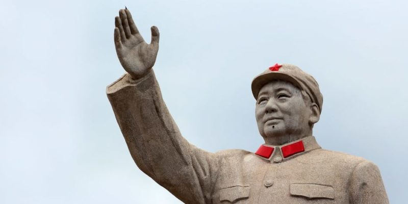 revolucion comunista china mao zedong