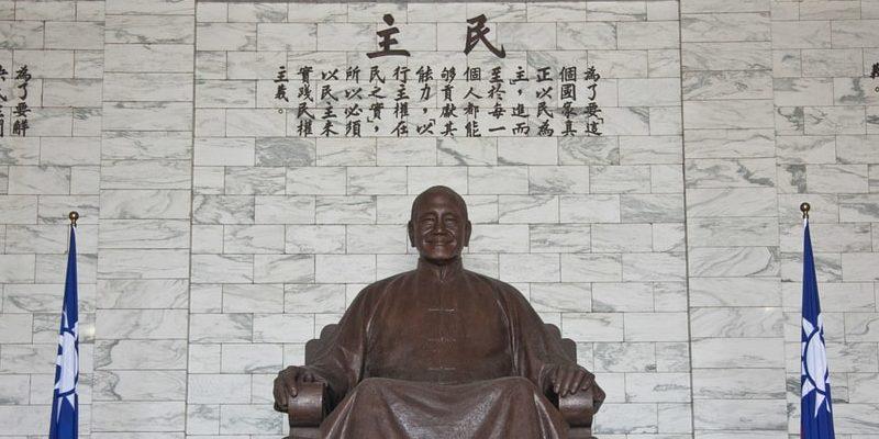 revolucion comunista china protagonistas chiang kai shek taiwan