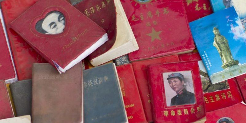 revolucion cultural china comunismo mao libro rojo