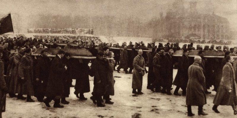 revolucion rusa historia etapas febrero