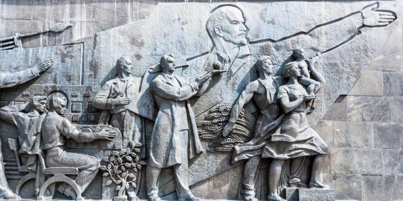 revolucion rusa historia lenin