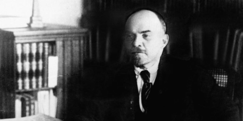 revolucion rusa historia personajes lenin