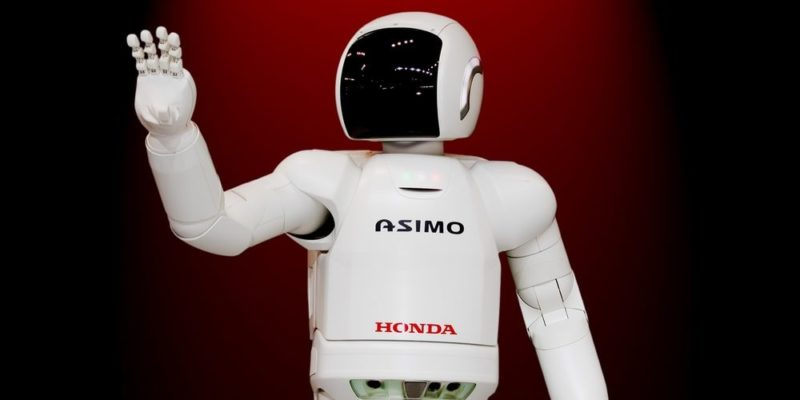 robotica asimo