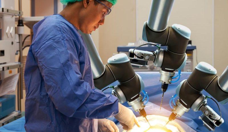 robotica beneficios medicina