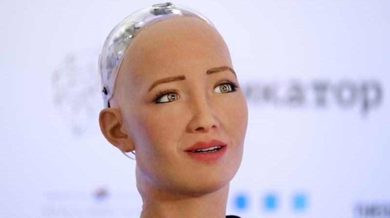 robotica historia sophia