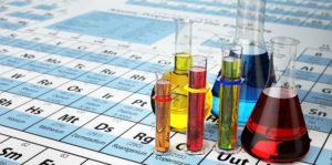 Sustancias Químicas