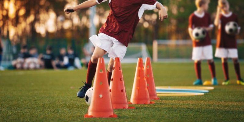 tecnica deporte futbol
