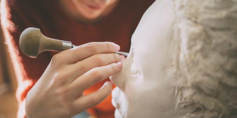 tecnica escultura arte