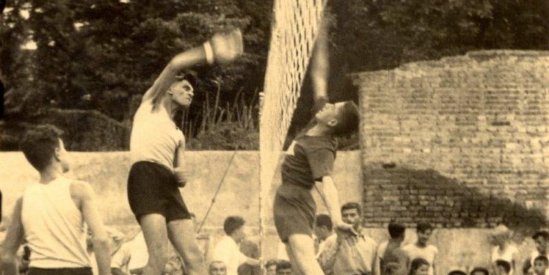 Historia del Voleibol rusia